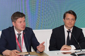 RASMEX AND LENINGRAD REGION'S INDUSTRY DEVELOPMENT CENTER SIGNED A COOPERATION AGREEMENT AT THE ST. PETERSBURG INTERNATIONAL ECONOMIC FORUM